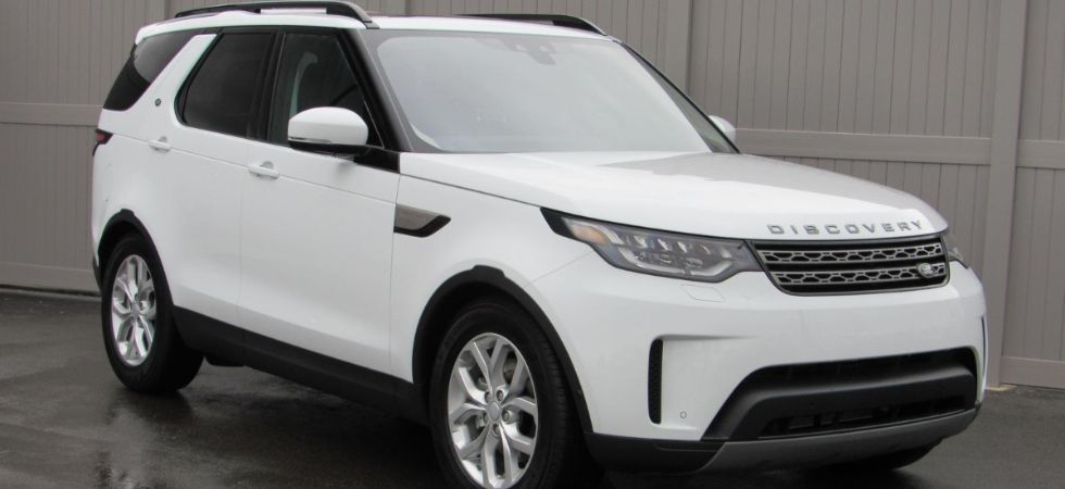 2019 Land Rover Discovery (Photo Credit: Twitter)
