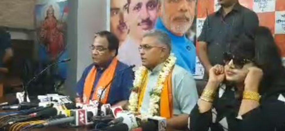 Truly international party,' taunts Trinamool Congress as Bangladeshi