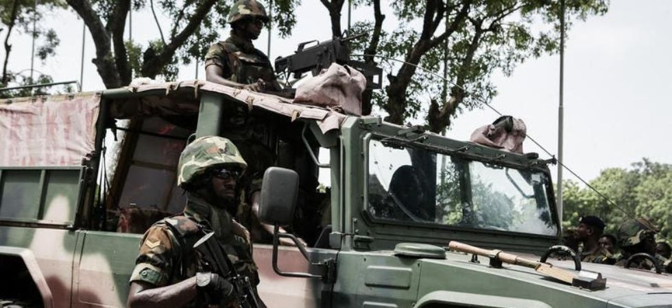 Ghana Security Forces (Photo Credit: Twitter)