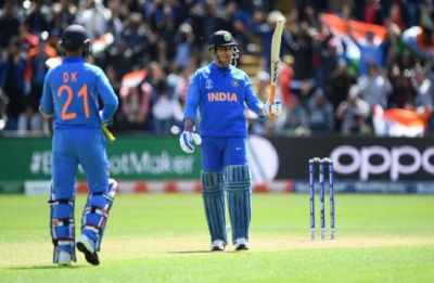 Remove MS Dhoni's Army Insignia from his gloves: ICC requests BCCI