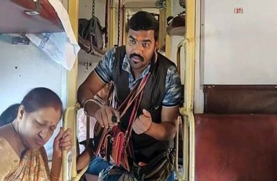 Train hawker given 10-day police custody for mimicking politicians released on bail