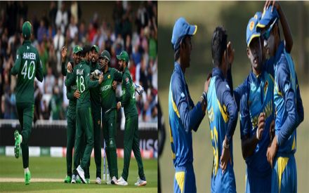 Live Streaming Cricket, PAK vs SL, ICC World Cup 2019: Watch