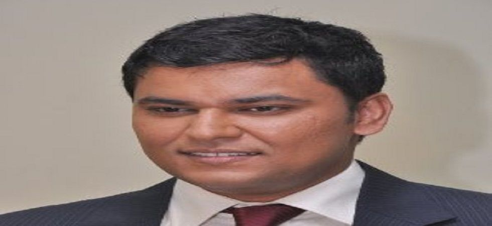 IAS officer Saket Kumar