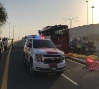 Dubai Bus Accident: 12 Indians among 17 killed in horrific crash