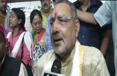 Union Minister Giriraj Singh likens Mamata Banerjee to Kim Jong Un