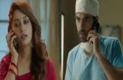 Is Kahan Hum Kahan Tum based on Madhuri Dixit- Sriram Nene love story?