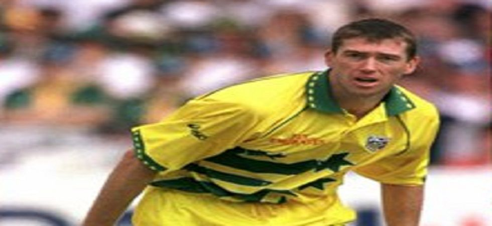 Glenn McGrath wrecked the Indian top order during Australia's win in the 1999 World Cup encounter at The Oval. (Image credit: Twitter)