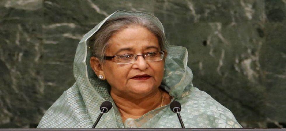 Bangladeshi Prime Minister Sheikh Hasina (File Photo)