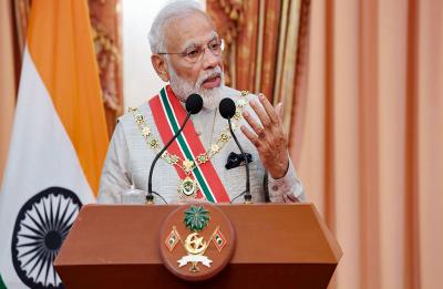 PM Modi at Maldives Parliament: State-sponsored terrorism biggest threat to world