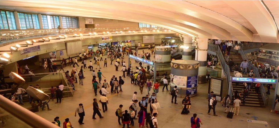 Rajeev Chowk metro station (File Photo)