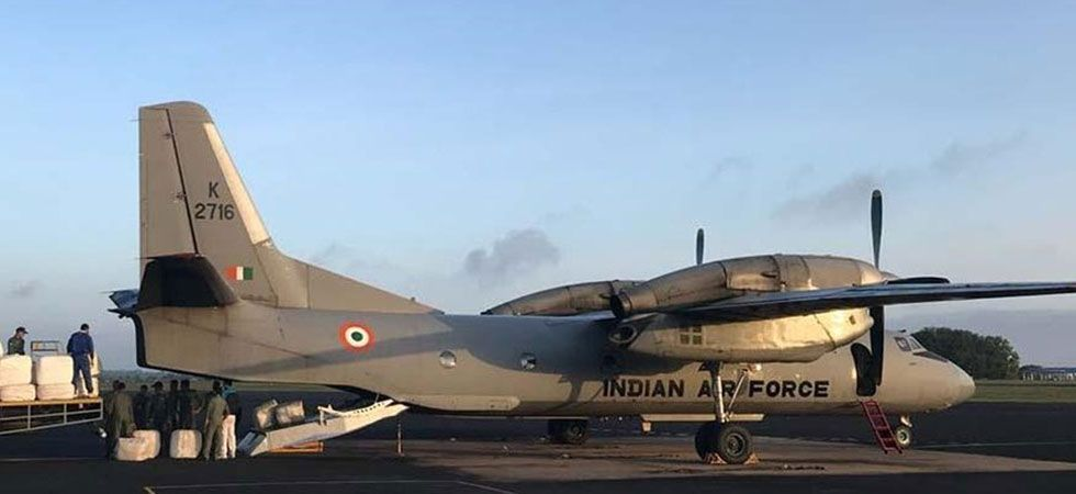 AN-32 aircraft, with eight crew members and five armed forces personnel onboard, went missing on Monday afternoon. (File Photo: IANS)