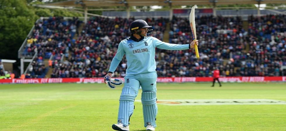Jason Roy's 153 and some aggressive bowling from England gave them the edge against Bangladesh in the ICC Cricket World Cup 2019. (Image credit: Twitter)