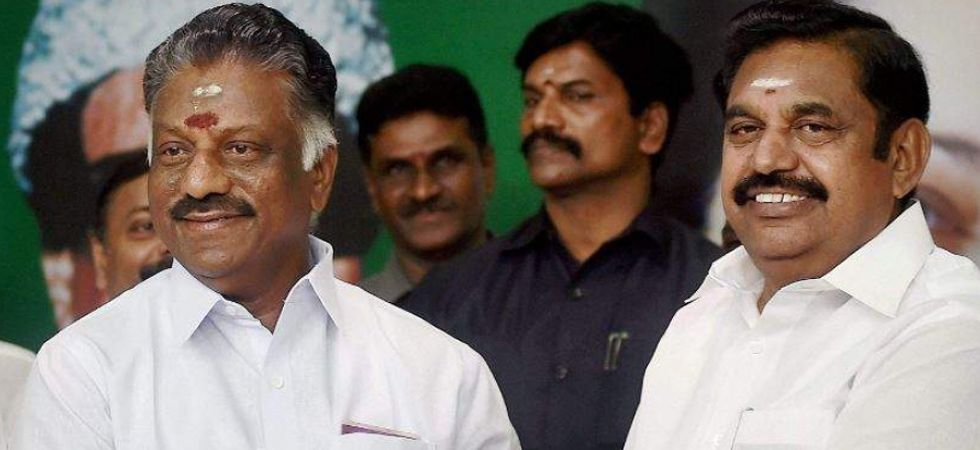 The AIADMK currently has two top posts of co-cordinator and coordiantor held by Chief Minister K Palaniswami and his deputy O Panneerselvam. (File Photo: PTI)