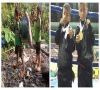 Underprivileged Sikkim twins beat their poverty-ridden lives, win Muay Thai Championship