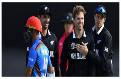 ICC Cricket World Cup 2019: Clinical New Zealand decimate Afghanistan by seven wickets
