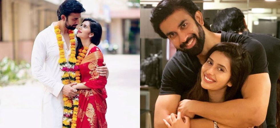 Sushmita Sen's brother Rajeev Sen marries girlfriend Charu Asopa.