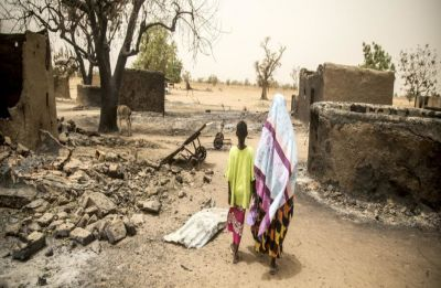 Nearly 100 people killed at central Malian village