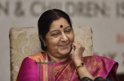 Sushma Swaraj to be Andhra Pradesh Governor? Harsh Vardhan tweets, then deletes it