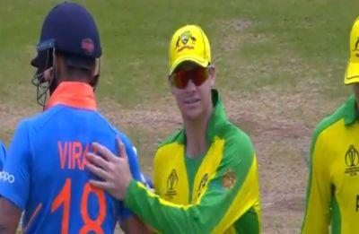 Why did Virat Kohli apologise to Steve Smith during India vs Australia match