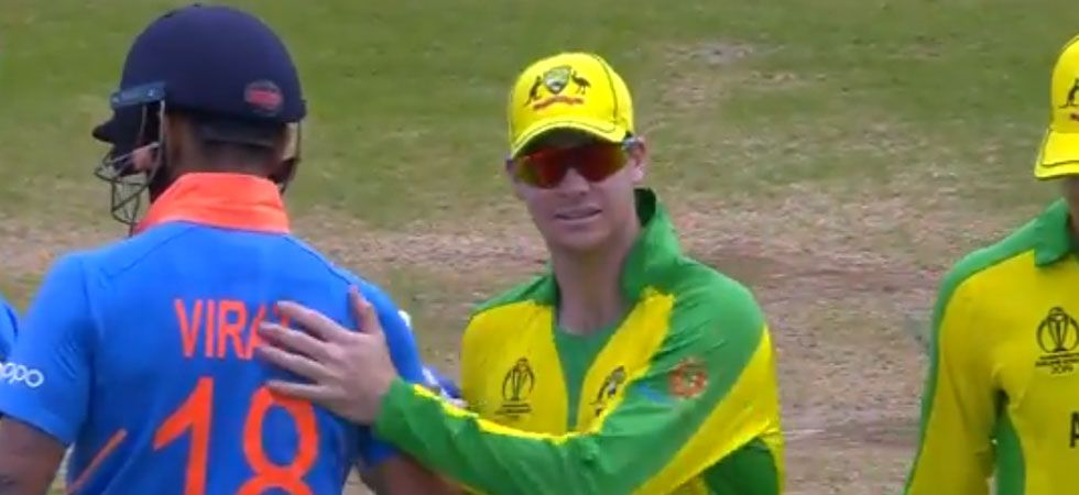 The ICC tweeted the 'beautiful' video of the incident. (Screen grab: Twitter/@ICC)