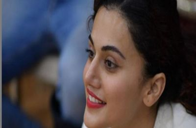 Women are tired of being portrayed as dumb and stupid on screen: Taapsee Pannu