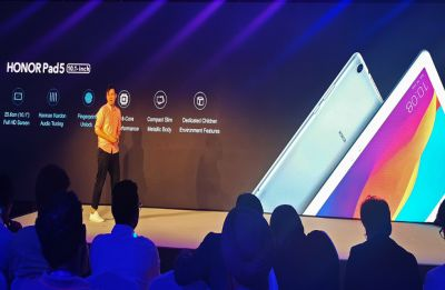 Honor Pad 5 with 8 inch, 10.1 inch unveiled in India: soon to be available on Flipkart