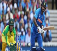 Shikhar Dhawan ruled out of World Cup for three weeks due to thumb fracture