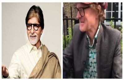 'Bhery Bhel done', Amitabh Bachchan reacts to video of foreigner selling bhel in London | WATCH