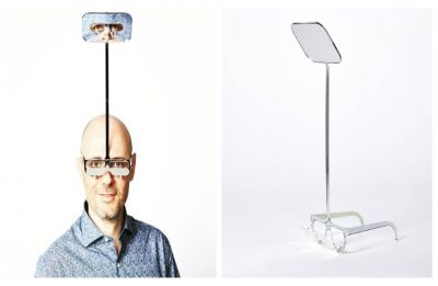 Struggling at concerts because of height? Inventor creates 'periscope glasses' so you can see over tall people at gigs