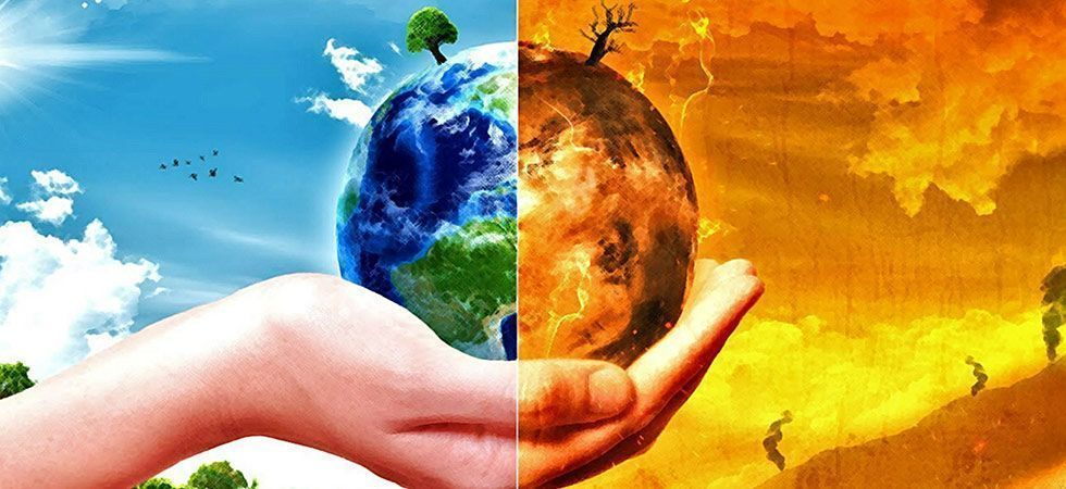 Researchers from the University of Guelph and University of Waterloo in Canada have developed a new mathematical model that accounts for social processes such as social learning in climate predictions. (File Photo)
