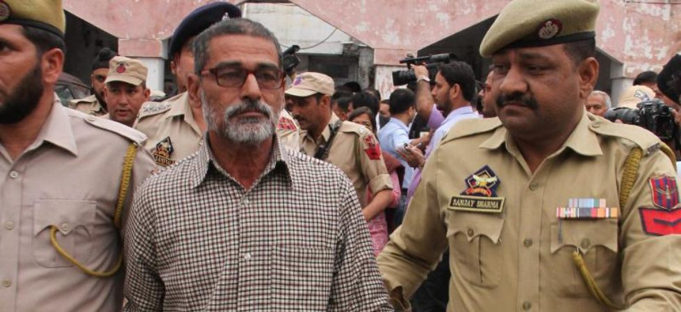 Sanji Ram was teh village head and the caretaker of the temple where the 8-year-old was gangraped. (PTI file photo)