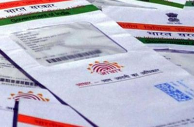 Cabinet clears bill to allow voluntary use of Aadhaar as ID proof