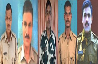 Anantnag terror attack: 5 CRPF personnel martyred, 1 terrorist gunned down