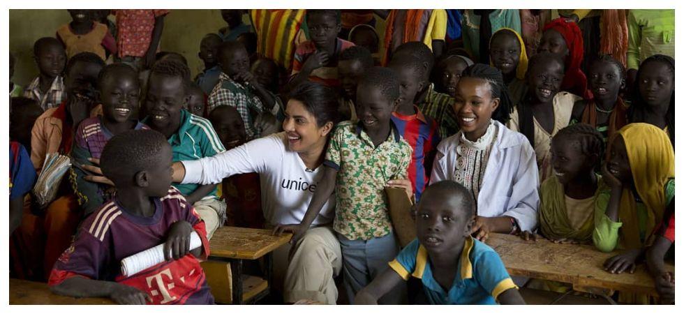 Priyanka Chopra to receive UNICEF USA humanitarian award (Photo: Instagram)