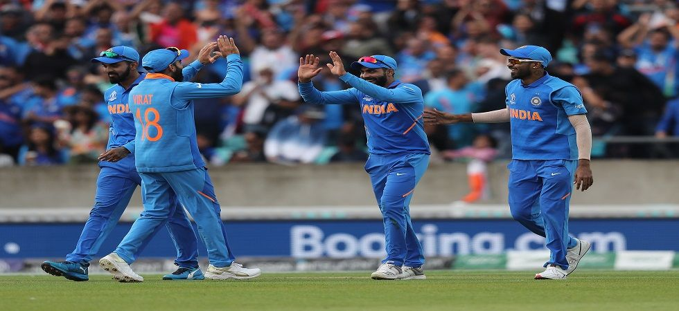 The Indian cricket team could include Vijay Shankar and Mohammed Shami in the clash against New Zealand, rain permitting. (Image credit: Getty Images)
