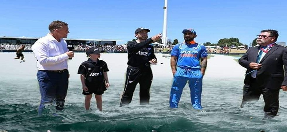 India and New Zealand last met in World Cup in 2003 (Image Credit: Twitter)