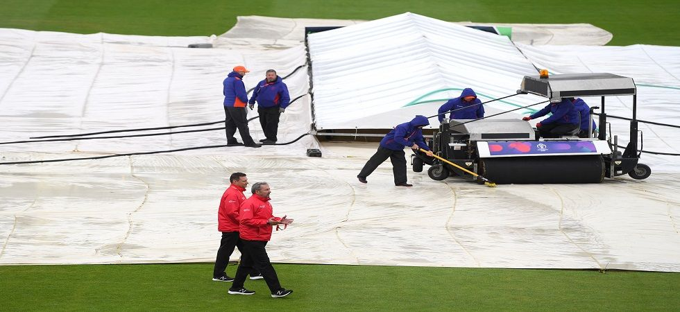 The India vs New Zealand clash in Trent Bridge could be affected by rain in the ICC Cricket World Cup 2019. (Image credit: Getty Images)