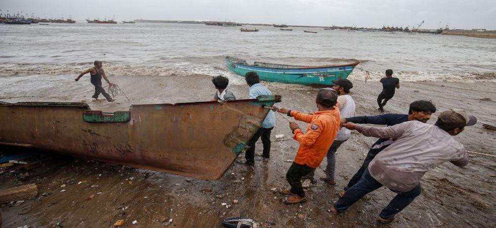 Cyclone Vayu LIVE Updates (Photo Source: PTI)