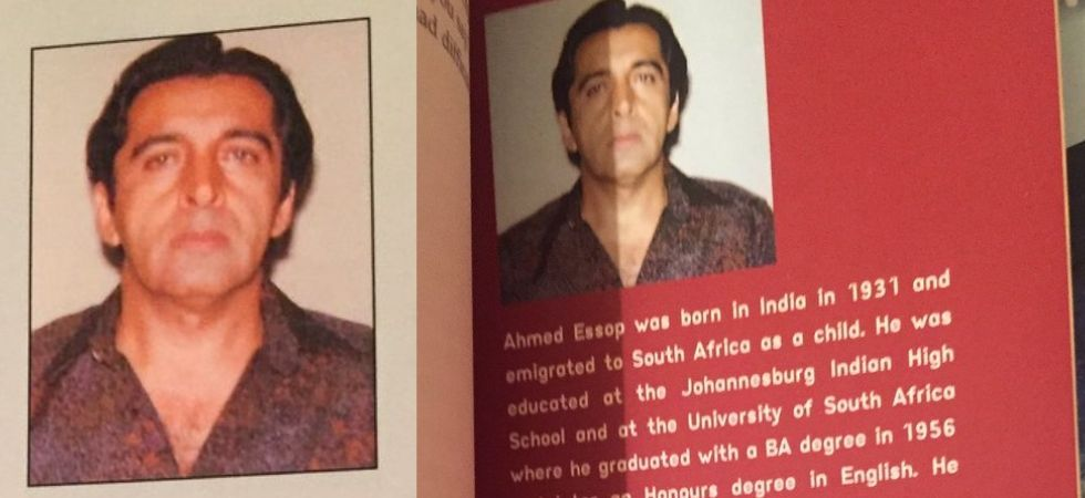 Born in India in 1931, Essop emigrated to South Africa as a child.