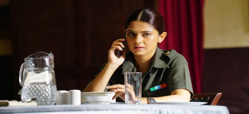 Jennifer Winget character in ALTBalaji's 'Code M' revealed