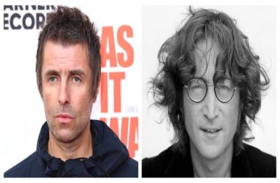 Spooky! Liam Gallagher thinks John Lennon's rocking chair might be 'haunted'
