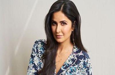 I don't believe in looking over my shoulder: Katrina Kaif