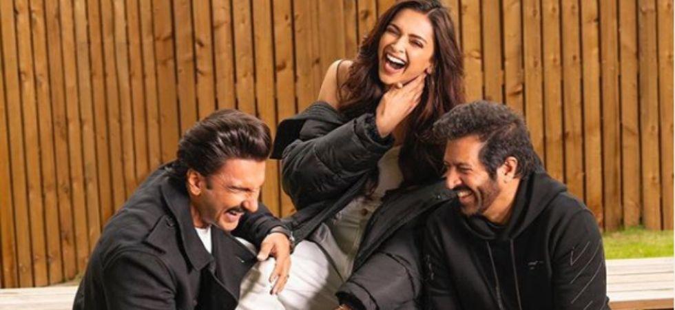 Ranveer Singh and Deepika Padukone will star in 83./ Image: Instagram