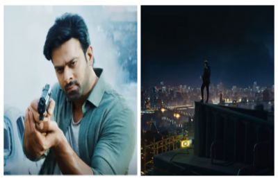 Saaho teaser out! With flying cars and bloodshed, Prabhas starrer is treat for action lovers