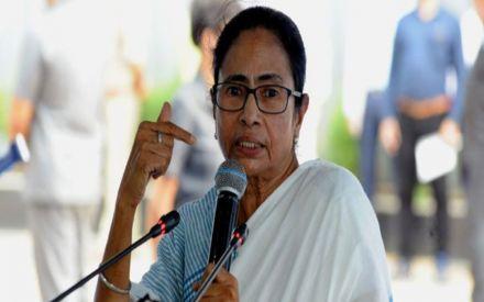 Mamata Banerjee urges people in West Bengal to bring Bangla