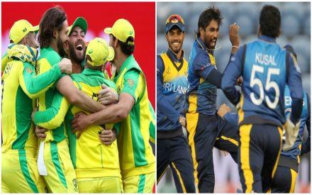 ICC World Cup 2019: Australia vs Sri Lanka Dream11