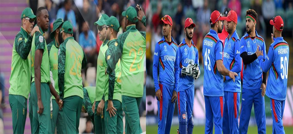 ICC World Cup 2019, South Africa vs Afghanistan: When and where to watch