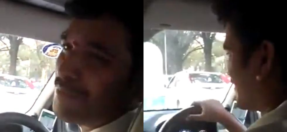 A video of Bengaluru cab driver speaking Sanskrit fluently is going VIRAL!