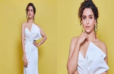My job is to choose good scripts: Sanya Malhotra