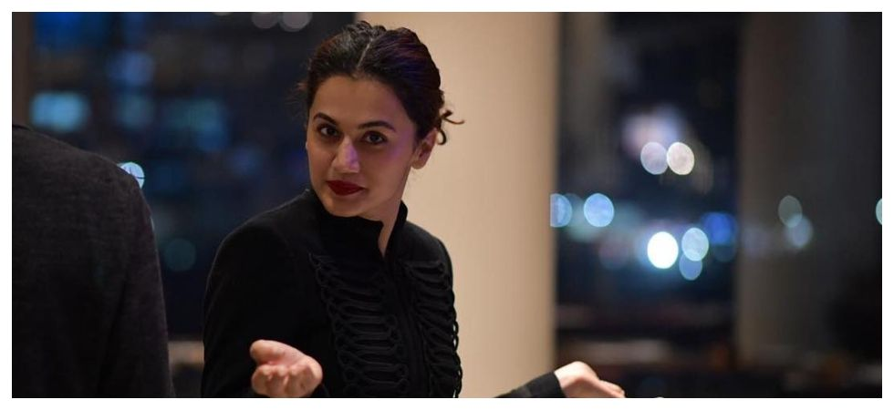 Taapsee Pannu talks about her movie choices (Photo: Instagram)